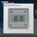Rollladen- / Jalousie-Zeitschaltuhren - Schalter