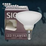 LED-Filamentlampen - dimmbar (ELDEA-Form)
