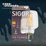LED-Filamentlampen - dimmbar (Royal-Form)